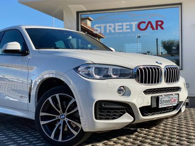 usata BMW X6 M XDrive 4.0D 313Cv Strafull Tetto/Head Up Display
