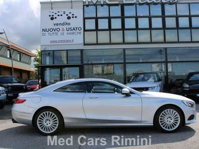 usata Mercedes S400 SEC Coupé 4Matic Maximum IVA ESPOSTA / BELLISSI