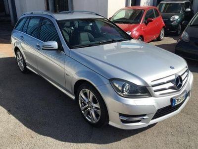 usata Mercedes C220 CDI S.W. BlueEFFICIENCY Avantgarde rif. 6238627