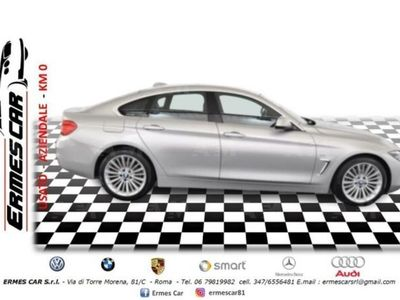 usata BMW 420 Serie 4 Gran Coupé d Luxury usato
