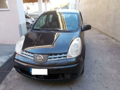 used Nissan Note 1.5 dCi 86CV Visia