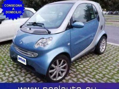 usata Smart ForTwo Cabrio 800 passion cdi Arezzo