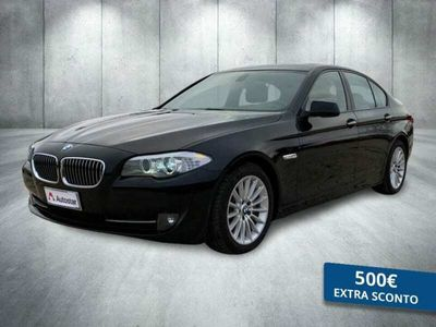 usata BMW 530 SERIE 5 BERLINA d Futura