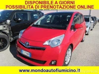"""gebraucht Toyota Verso-S 1.4 D Mmt Style""""AUTOMATICA""""UNIPR."""" rif. 10248653"""