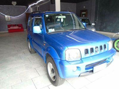 usata Suzuki Jimny Jimny1.3 4WD 16 v jlx
