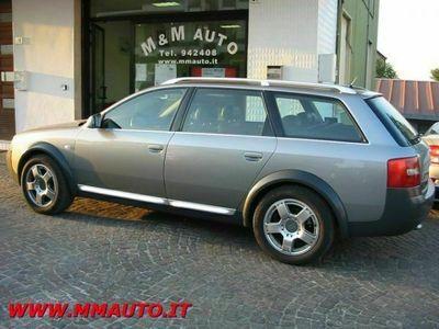 usata Audi A6 Allroad 2ª serie 2,5 TDI QUATTRO (NAVIG)!!!!!!!