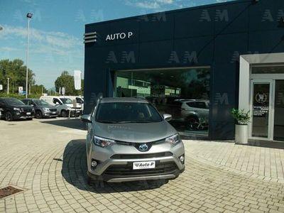usata Toyota RAV4 Hybrid 2WD Exclusive del 2017 usata a Lucca