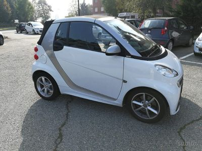 używany Smart ForTwo Cabrio fortwo 800 40 kW cabrio pulse cdi