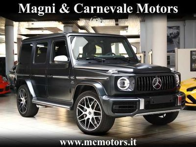 usata Mercedes G63 AMG AMG ''STRONGER THAN TIME''|206.780 NEW PRICE|SPECPAINT
