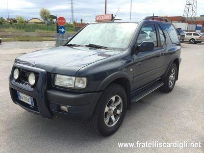 usata Opel Frontera 3P 2.2 16V DTI Sporte Edition