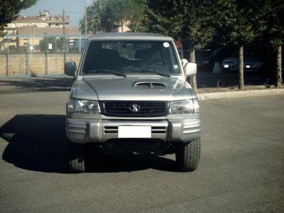 usata Hyundai Galloper TDI Corto Comfort