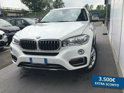 usata BMW X6 xDrive 30d 258CV Extravagance