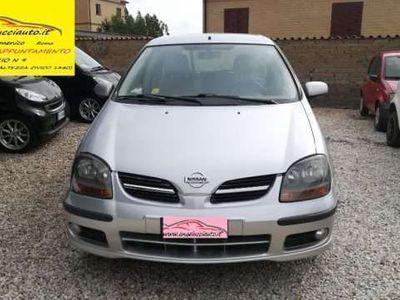 usata Nissan Almera Tino G.P.L. SCADENZA 2025