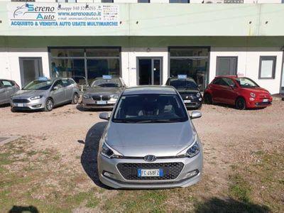 gebraucht Hyundai i20 1.1 DIESEL EURO6 LED GARANZIA