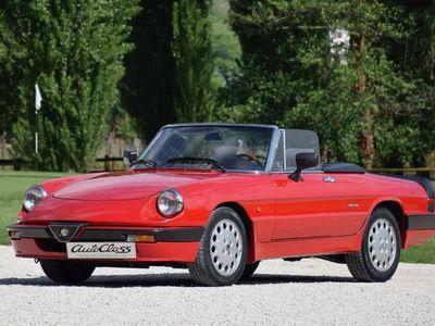 usata Alfa Romeo 2000 SpiderQuadrifoglio