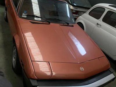 usata Fiat X 1/9 five speed 1984