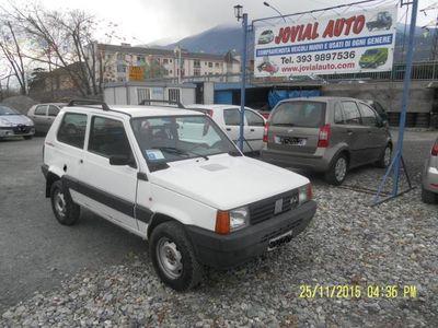usata Fiat Panda 4x4 1100 I.e. Trekking Usato