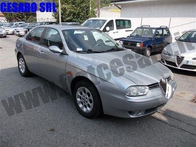 usata Alfa Romeo 156 1.6i 16v Twin Spark 110 Cv Cat Progression Usato