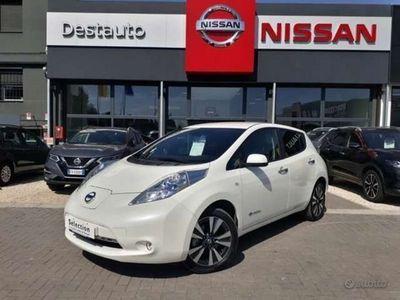 usata Nissan Leaf Elettrico Tekna Flex - Gruppo Bat...