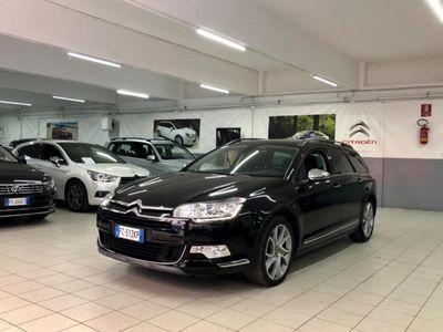 brugt Citroën C5 CrossTourer BlueHDi 180cv EAT6 Hydractive Executiv
