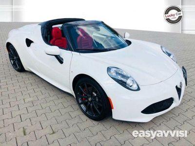usata Alfa Romeo 4C 1750 tbi spider *sospensioni sportive* benzina