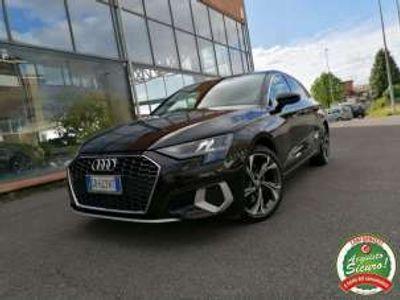 usata Audi A3 SPB 35 TFSI S tronic Business Advanced Elettrica/Benzina