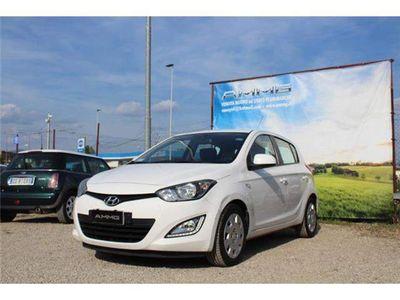 usado Hyundai i20 1.2 5P BLUE DRIVE GPL (868) FI