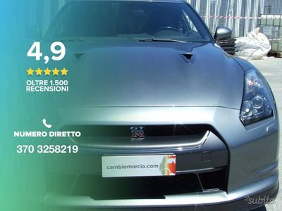 used Nissan GT-R 3.8 V6 Premium
