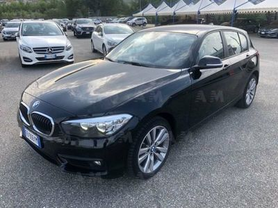 usata BMW 120 d 5p. Advantage Automatic