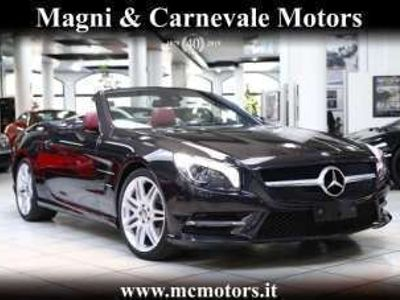 usata Mercedes SL500 SEDILI CLIMATIZZATI AIRSCARF FULL LED CRUISE Benzina