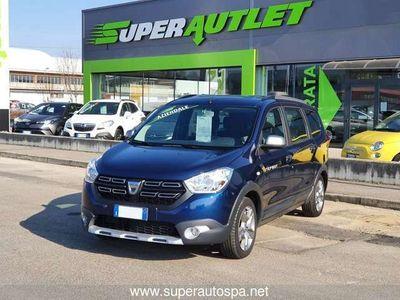 usata Dacia Lodgy Stepway 1.5 blue dci s&s 115cv 7p.ti my19 Diesel