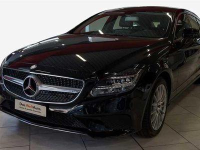 gebraucht Mercedes E250 CLS CLS Sh.Brake d Sport (BT)