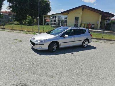 usata Peugeot 407 2.0 HDi SW Sport Pack Tecno