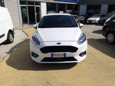 begagnad Ford Fiesta 1.0 Ecoboost 125 CV 5 porte ST-Line