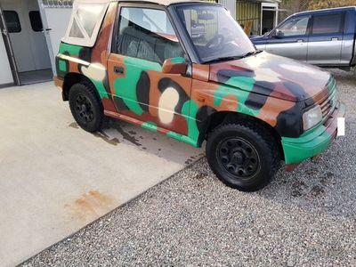 gebraucht Suzuki Vitara 1.6 Cabriolet aut. JLX P.Pack rif. 10650926