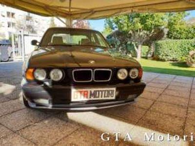 usata BMW M5 3.8 cat evolution ottimo stato book originale benzina