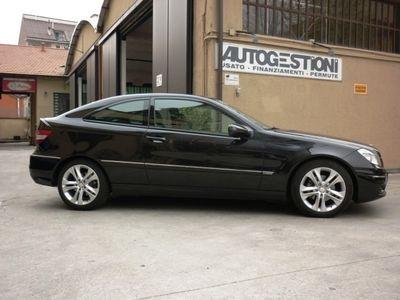 "usata Mercedes CL220 CDI Chrome+Navigatore+Cerchi 17""+Pelle"