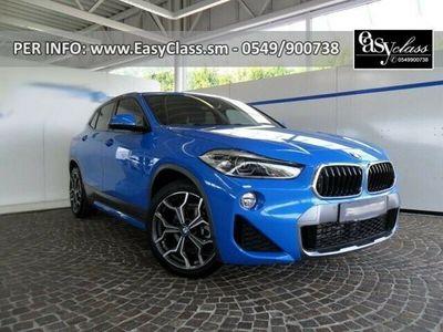 usata BMW X2 xDrive18d M-SPORT auto LED NAVI CRUISE