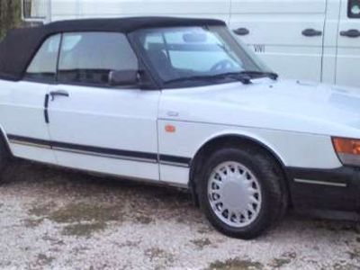 usata Saab 900 Cabriolet