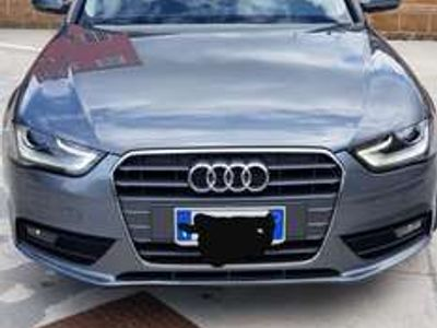 usata Audi A4 Avant 2.0 TDI 190 CV clean diesel mul