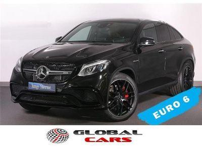 "usata Mercedes GLE63 AMG AMG Classe Coupé S 4Matic Coupé/Night/Led/22"""