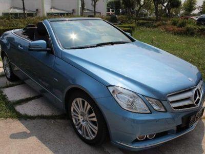 używany Mercedes 170 CDICabrio BlueEFFICIENCY automatica navi