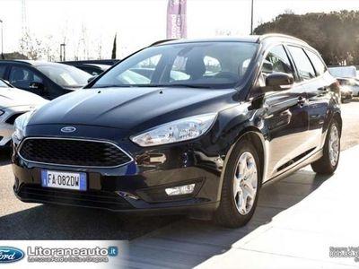 gebraucht Ford Focus 1.5 TDCi 120 CV Start&Stop SW Plus-PROMO DICEMBRE