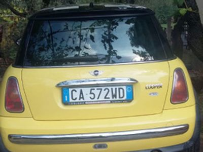 used Mini Coupé (R58)