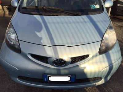usata Toyota Aygo 1.0 12V VVT-i 5 porte Griffe