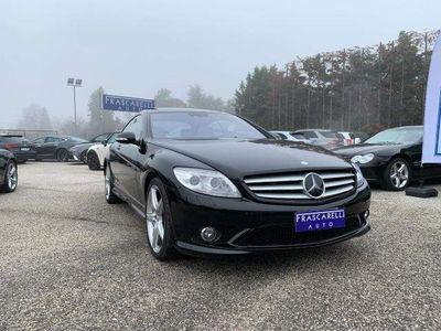 używany Mercedes CL500 4Matic Sport /KM DOC./1 proprietario/bellissima!!!