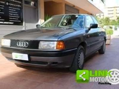 usata Audi 80 Tre volumi GPL