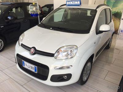 usata Fiat Panda 2017 LOUNGE 1.2 BENZINA BIANCO