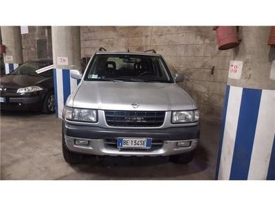 usata Opel Frontera 2.2 16v Dti Wagon Limited -automatica- Usato