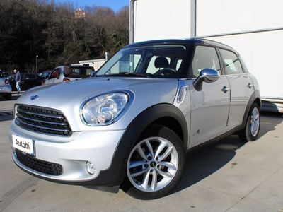 brugt Mini Cooper D Countryman Diesel 1.6 all4